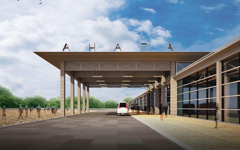 Anapa airport terminal