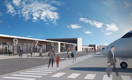Brisbane Airport, QLD, Australia