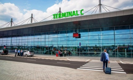 Proposed Terminal C at Katowice International Airport, Poland