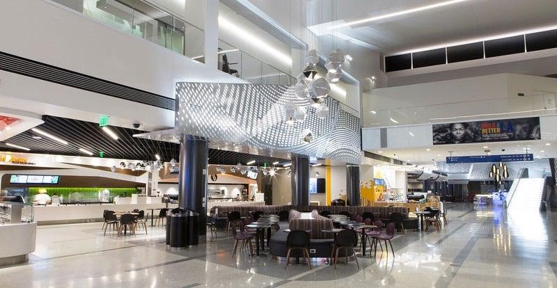 Terminal 2, LAX