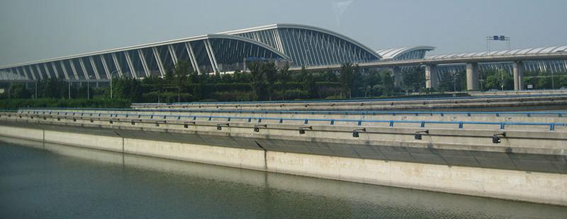 Pudong International Airport, China