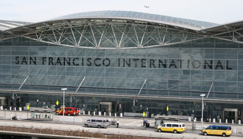 San Francisco Int. Airport