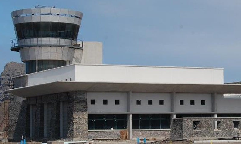 St Helena Int. Airport