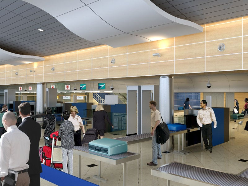 St. Johns International Airport