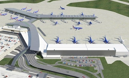 William P Hobby Airport International Terminal Houston