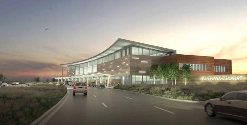 Williston Basin Int. Airport