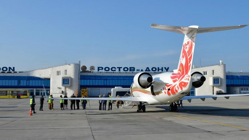 Rostov-on-Don International Airport - Airport Technology