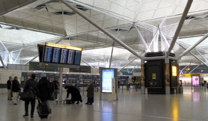 London Stansted Airport (STN/EGSS)