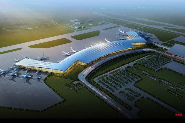 Shenyang Taoxian International Airport, Shenyang, Beijing